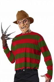 Set per costume Halloween da Freddy Krueger