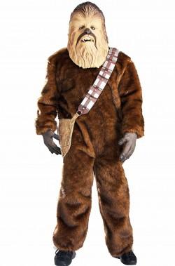 Costume Chewbacca lusso dal film Star Wars