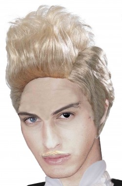 Parrucca uomo capelli di Grindelwald