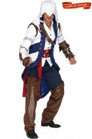 Costume Assassin's Creed Connor Adulto