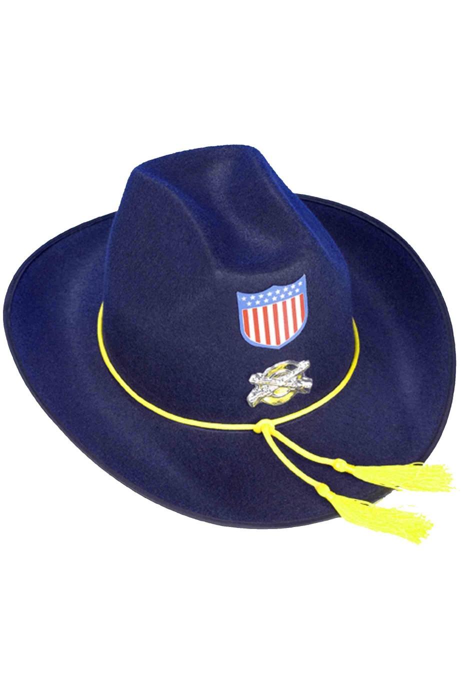 Cappello nordista in tessuto floccato adulto