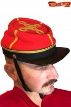 Cappello garibaldino replica dei cappelli veri dei Mille di Garibaldi