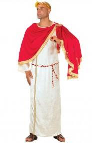 Costume toga da uomo Imperatore Romano Marco Aurelio