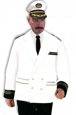 Giacca uomo capitano di marina
