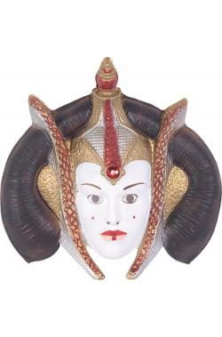 Maschera cosplay di Amidala di Star Wars