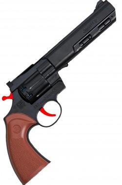 Pistola Revolver giocattolo da Cowboy 25x12 per Daisuke Jigen