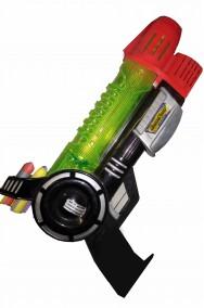 Pistola giocattolo spaziale con luci,suoni,spara freccette