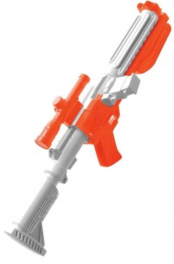 Fucile giocattolo Clone Trooper Star Wars Trooper Blaster Sten
