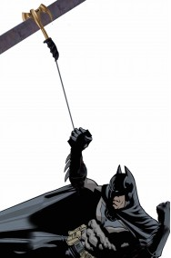 Rampino Batman the Dark Knight ad ancorotto giocattolo colore oro