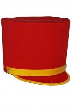 Cappello soldatino di piombo, pifferaio magico majorette schiaccianoci
