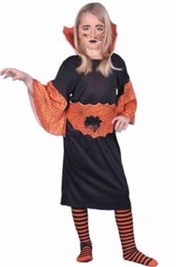 Costume carnevale Bambina Spiderella