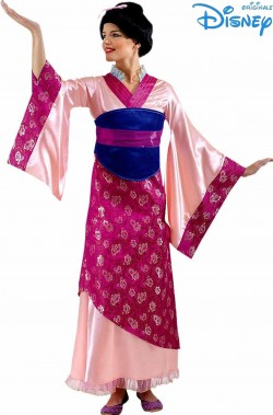 Costume donna Mulan disney originale