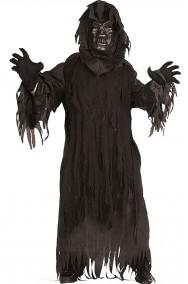 Costume Signore Oscuro Spettro dell'Anello Nazgul