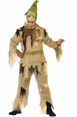 Costume spaventapasseri uomo dal Mago di Oz
