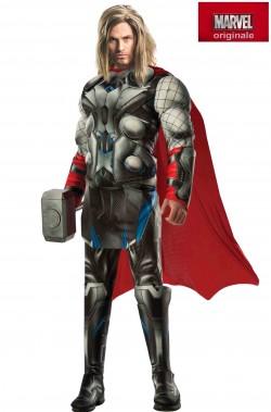 Costume Thor con armatura imbottita