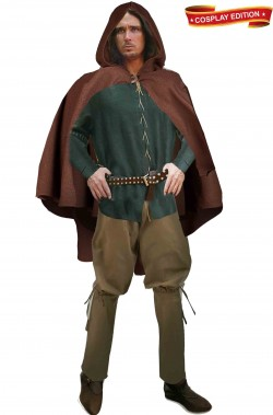 Costume medievale Robin Hood celtico