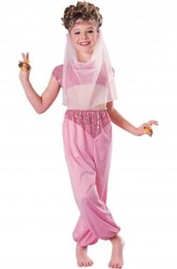 Costume carnevale bambina Ragazza Dell'Harem