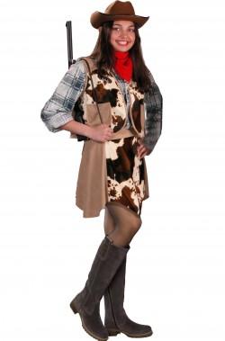 Costume donna Cowgirl