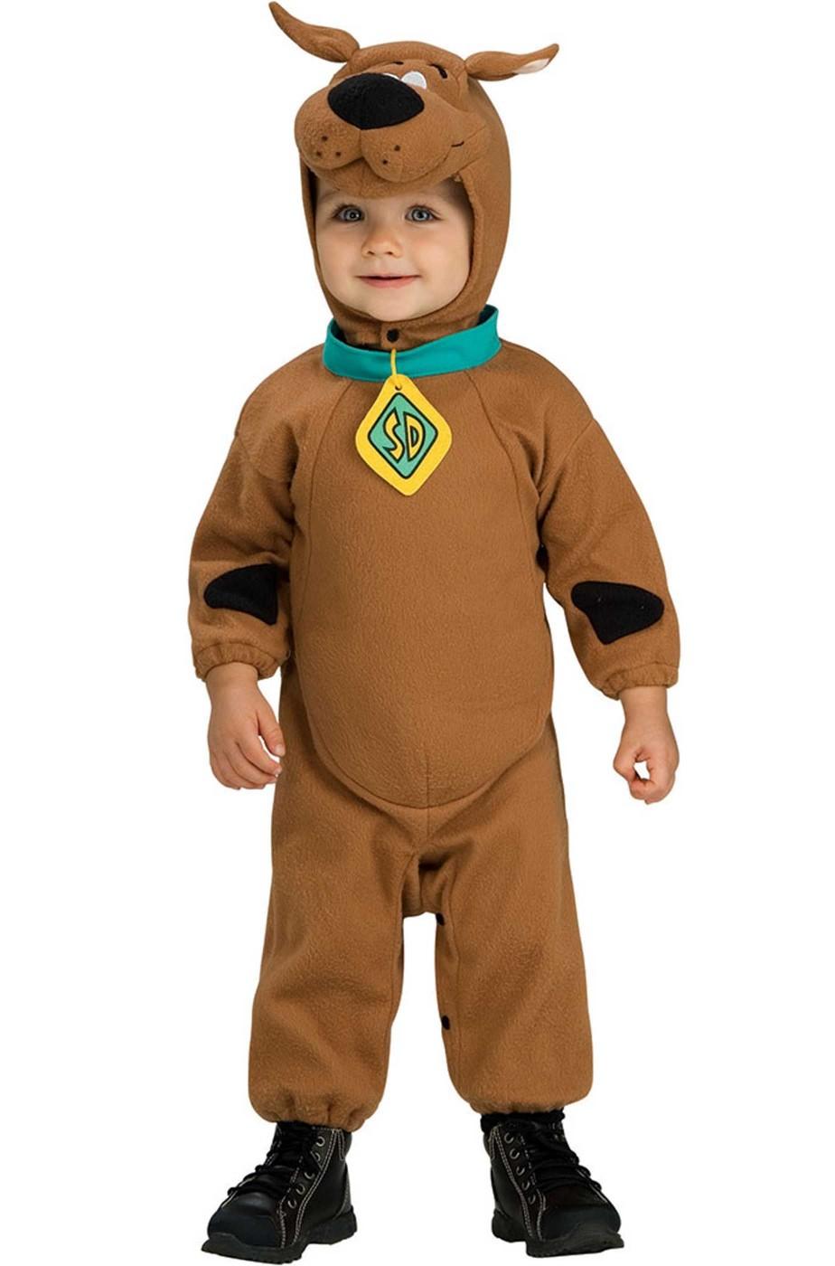 Costume carnevale Bambino Scoobydoo