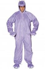 Costume Mascotte Adulto Ippopotamo