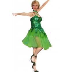 Costume donna Elfa Ballerina Dei Boschi