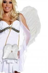 Borsa o borsetta a forma di Ali da Angelo Bianca