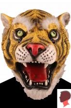 Maschera adulto tigre Tiger Mask