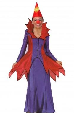 Costume vampira o clownette