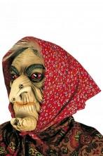Maschera da Befana da vecchia o da strega