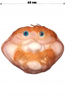 Maschera grande decorativa nano personaggio dei cartoni animati