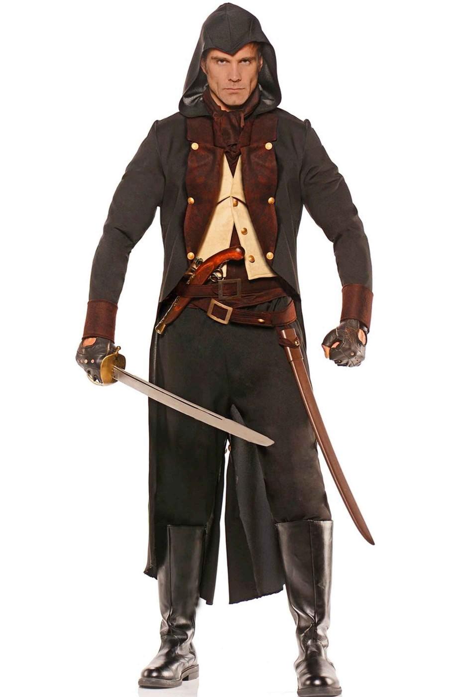 Costume adulto Assassin's Creed Pirata