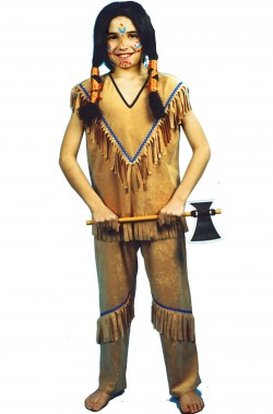 Costume carnevale Bambino Indiano