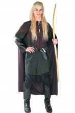 Costume legolas adulto dal film Il signore degli Anelli e Lo Hobbit