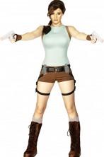 Costume donna Tomb Raider Lara Croft adulta ORIGINALE