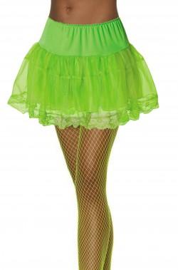 Sottogonna verde