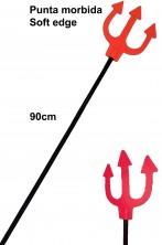 Tridente forcone diavolo circa 90 cm soft