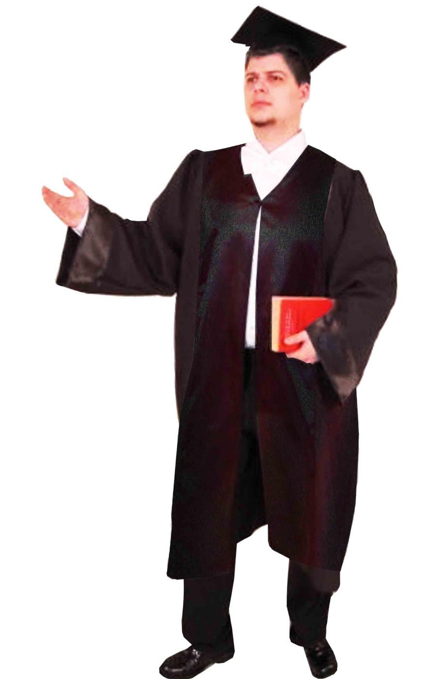 Costume unisex toga laureato lusso Qualita  teatrale. 56ae35095f16