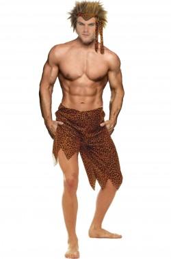 Set o kit per costume da Tarzan o Primitivo Aborigeno