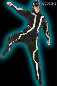 Costume di Tron Legacy adulto originale