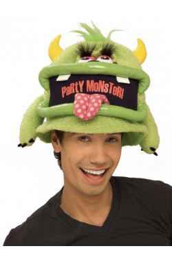 Cappello cilindro mostro