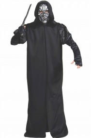 Harry Potter Costume Mangiamorte adulto