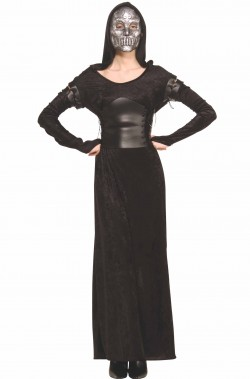 Harry Potter Costume Mangiamorte Bellatrix Lestrange  Adulto