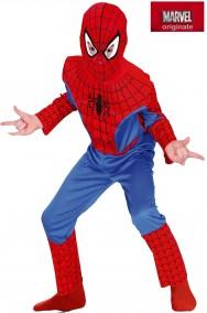 Costume carnevale Bambino Spiderman corazza rigida