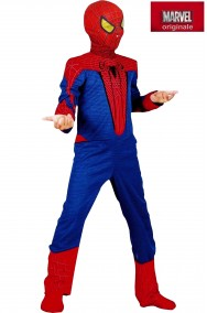 Costume Spiderman The Amazing Spiderman 5 7 anni