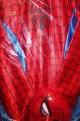 Costume carnevale Bambino Spiderman originale lucido