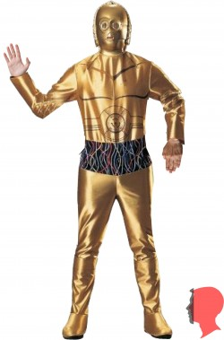 Costume C3PO D3BO dal film Star Wars