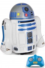 Robot droide R2D2 o C1P8 androide gonfiabile radiocomandato