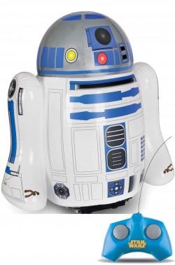 Coppia di droidi di Star Wars costume di D3BO C3PO e C1P8 R2D2 radiocomandato
