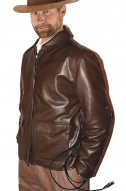 Frusta finta 180cm anche per Indiana Jones