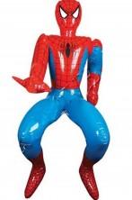 Spiderman gonfiabile action figure dimensione reale